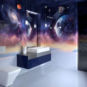 Панели ПВХ «Космос»