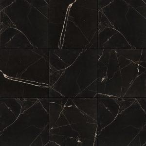 Напольная кафельная плитка «Фиеста» цвет черный