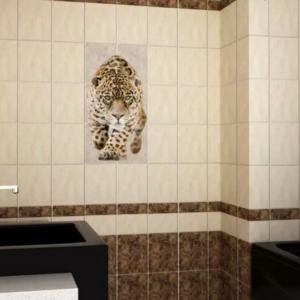 Панели ПВХ «Леопард 2»