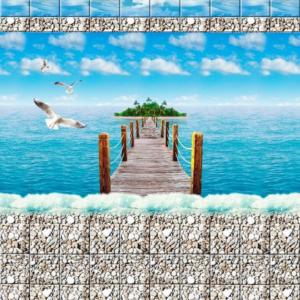Панели ПВХ «Море 2»