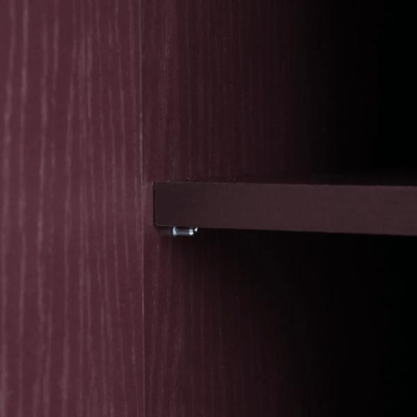 Шкаф навесной «Каштан»
