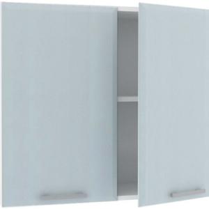 Шкаф навесной «Морозный день» 80 см.