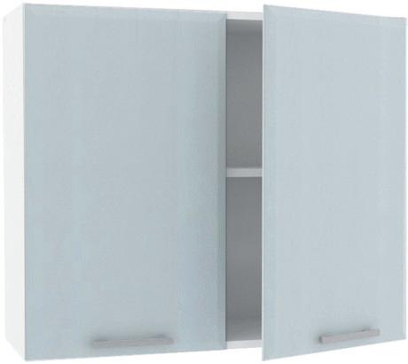 """Шкаф навесной """"Морозный день"""" 80 см."""