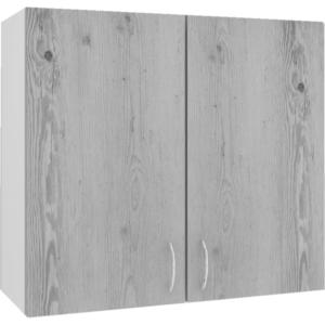 Шкаф навесной «Латте» 80 см.