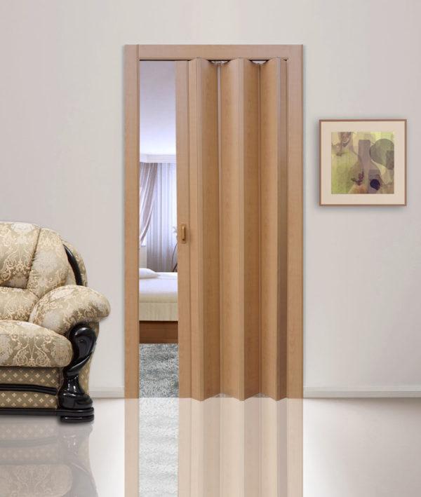 Дверь-гармошка Стиль