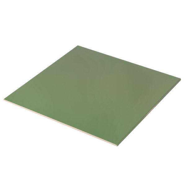 Керамогранит Unitile «Моноколор» 40x40 см 1.6 м² цвет зеленый