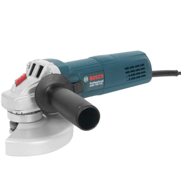 УШМ (болгарка) Bosch GWS 750-125, 750 Вт, 125 мм